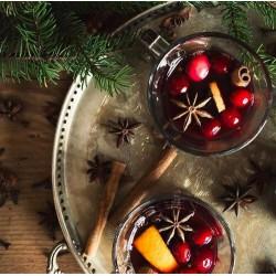 Ζεστό κρασί Χριστουγέννων  Gluhwein