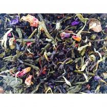 """Πράσινο και μαύρο τσάι """"Αλλαντίν""""    100γρ ΤΣΑΙ"""